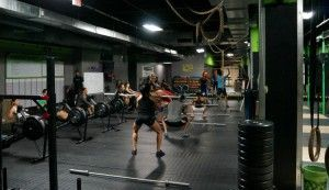 WOD in the USA 10 | ProAtleta Nutrición