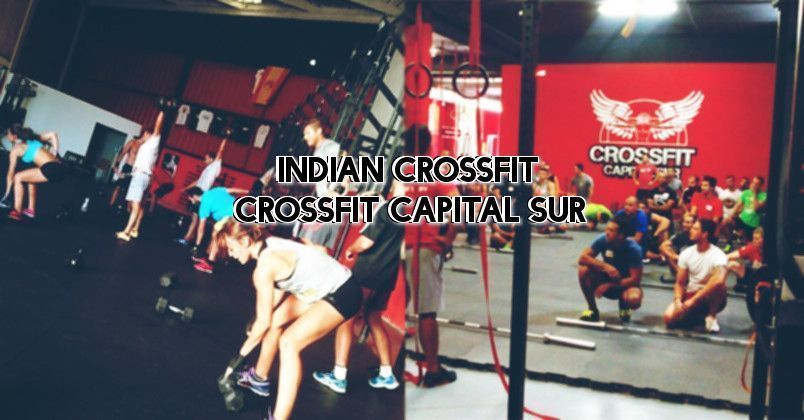 Macroentrevista: coaches españoles. Indian CrossFit | CrossFit Capital Sur
