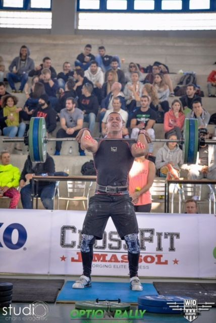 categoria master crossfit de Antonio Alves